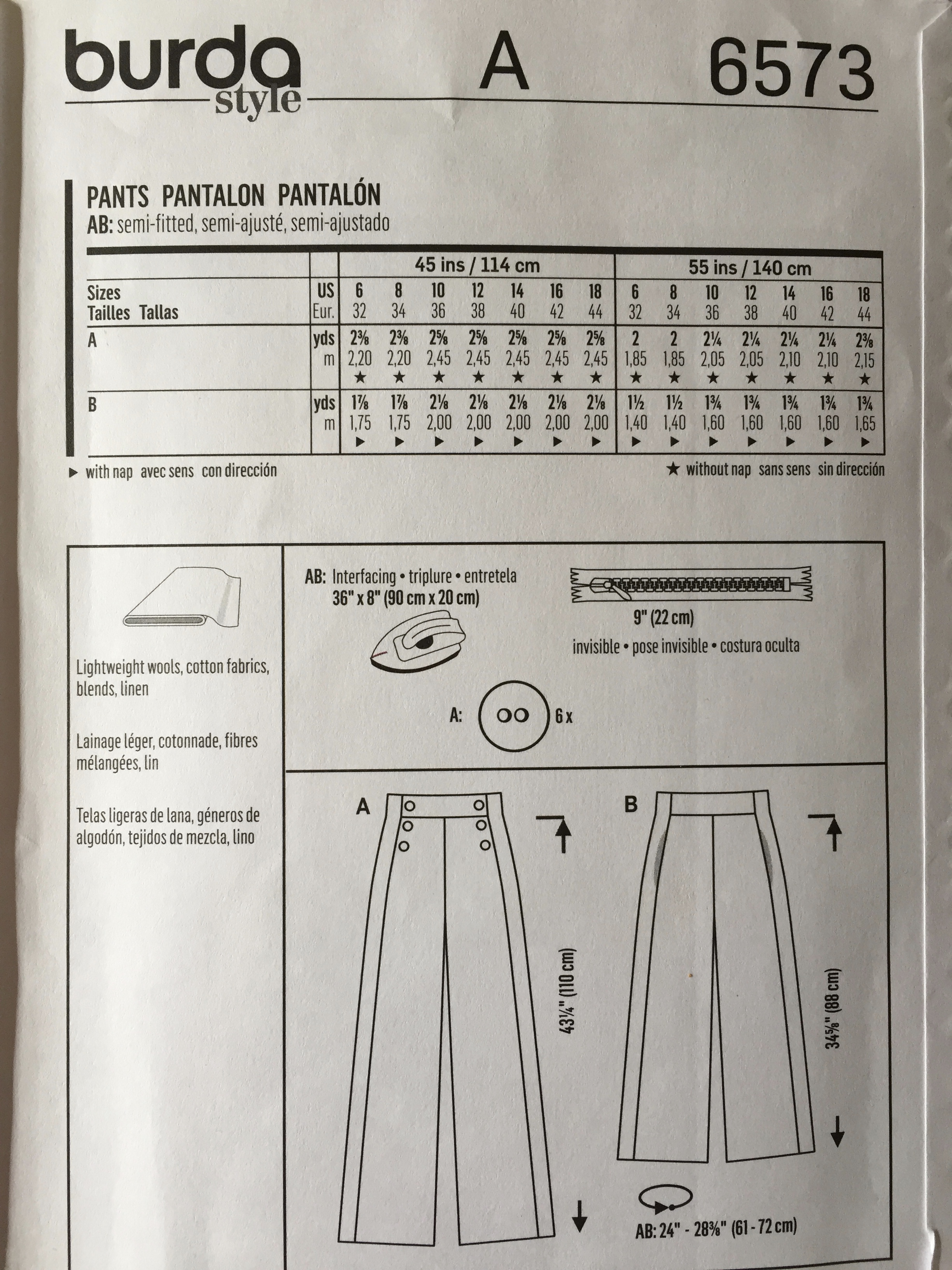 How to follow a Commercial Dressmaking Pattern with Sew School London